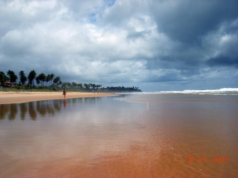 Playa Puerto Gallinas, Brasil