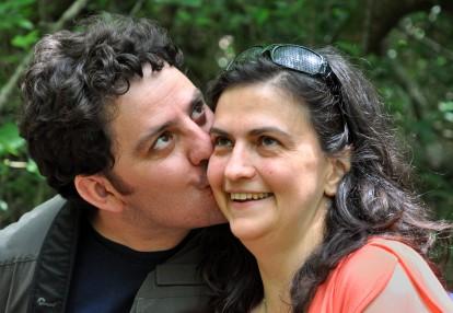 Agustin y Jorgelina