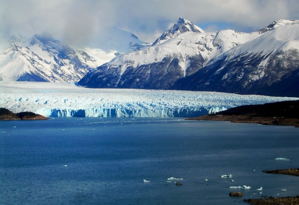 Glaciar Moreno, Argentina, foto de Leonardo Ivars
