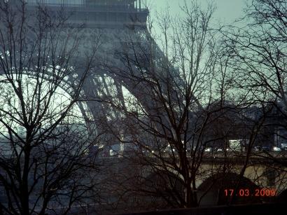 Torre Eiffel. París, Francia