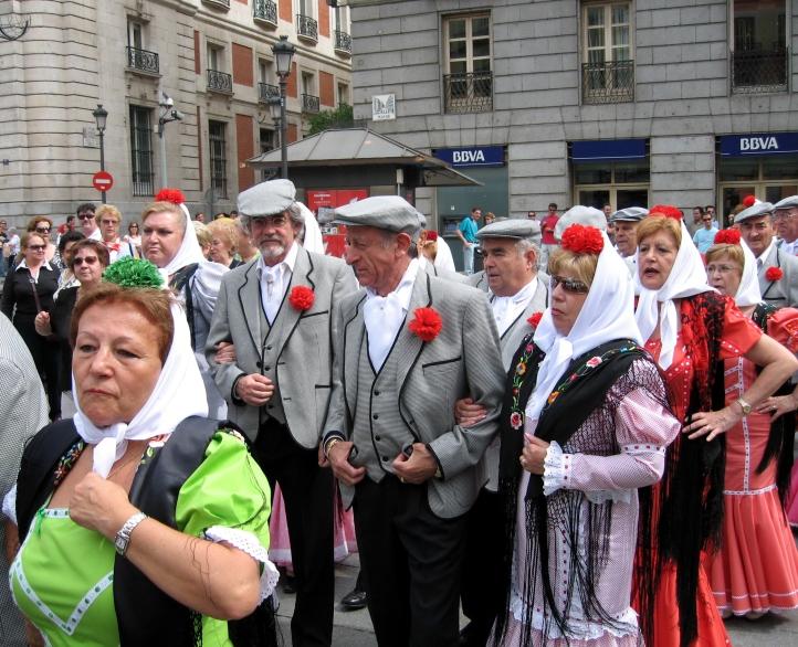 Madrid de Fiesta