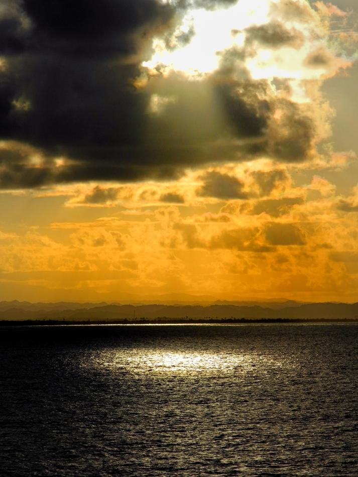 Luz en el mar 1