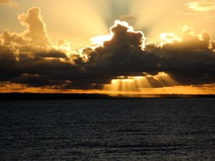 Luz en el mar 2