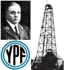 Yacimientos Petrolíferos Fiscales y el Gral.Mosconi