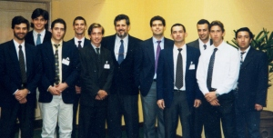 Integrantes de Ciampana & Asociados