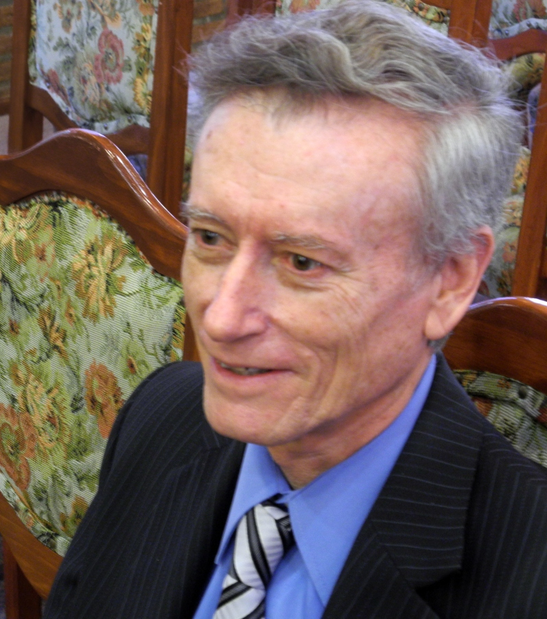 Ingeniero geógrafo Norbeto Frickx