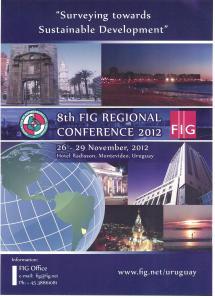 Conferencia Regional FIG en Montevideo