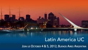 Conferencia latinoamericana de Usuarios ESRI en Buenos Aires