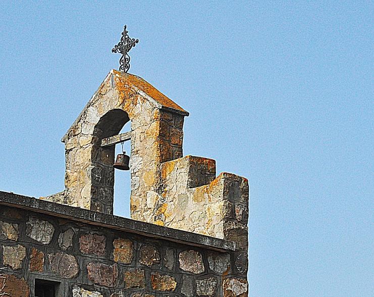 Detalle Capilla San Rafael