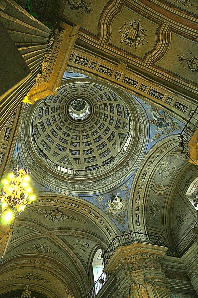 La cúpula de San Francisco, Salta