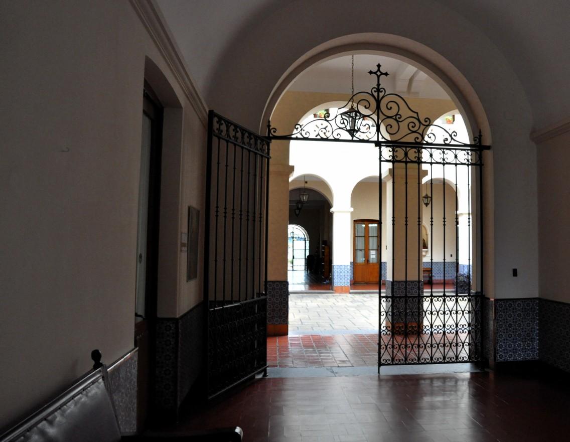 Interior Arzobispado de Salta