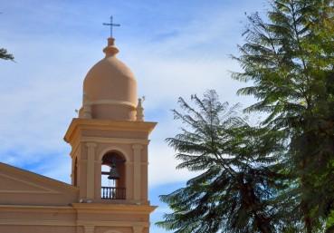 Torre Iglesia de Cafayate