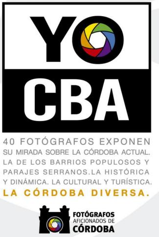 """Exposición fotográfica """"Yo Córdoba"""""""