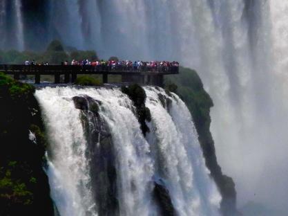 Cataratas del Iguazú foto 1