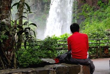 Foto cataratas del Iguazú 11 - Alto en el camino para soñar