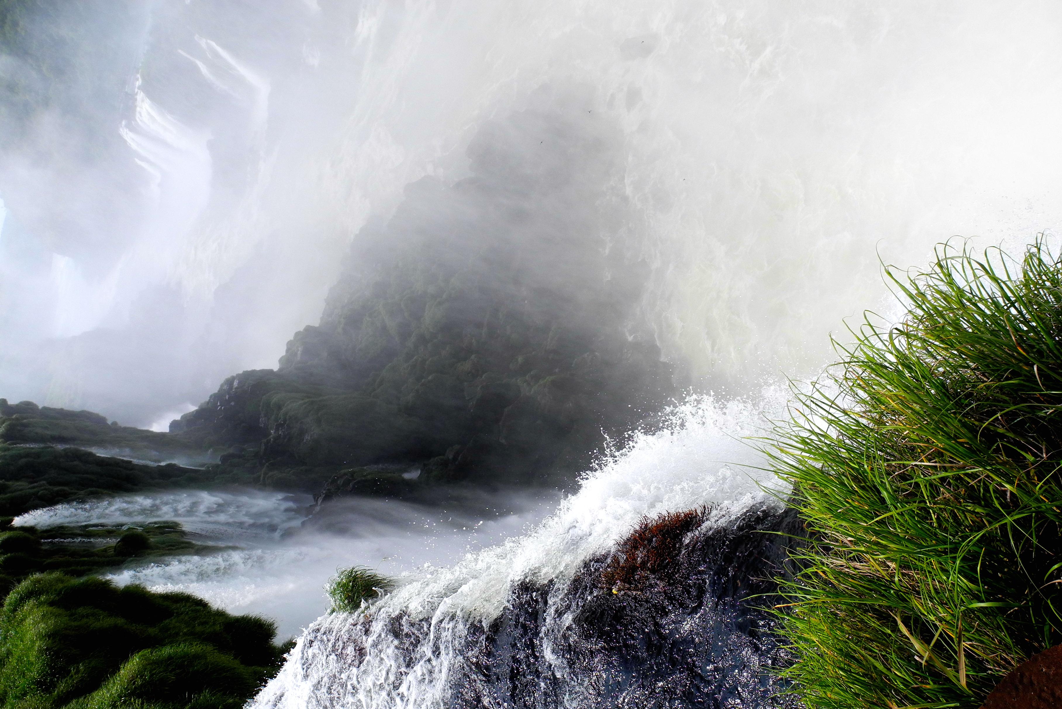 Foto cataratas del Iguazú 15 - Garganta del Diablo