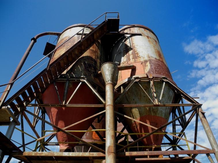 Lo que queda, queda oxidado