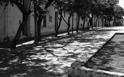 Calles de Alta Gracia
