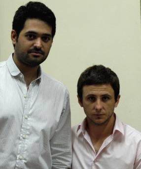 Santiago y Vicente