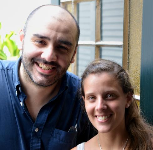 Ale y Luz