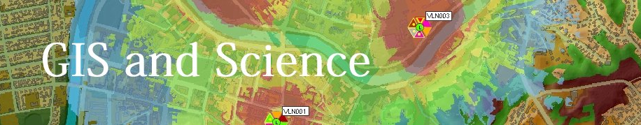 Gis and Science