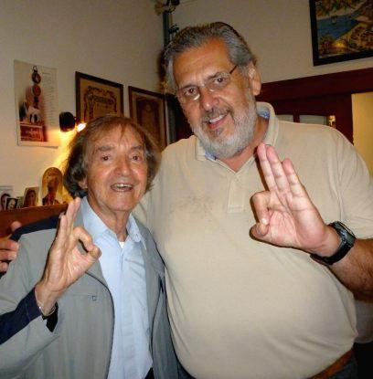 José y Carlitos Balá