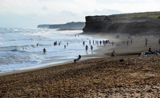 Playa Club de mar