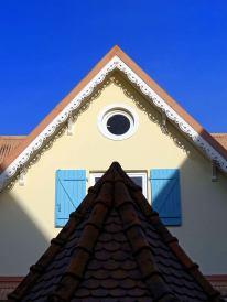 Detalle villa creole