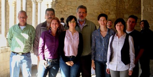 Latinos en Girona