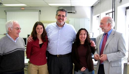 Visita a la Escuela politécnica de Madrid