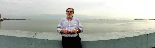 José en la costa Panameña.