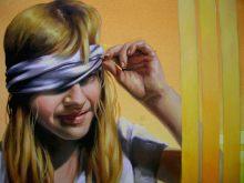 Pintura de Carla del Bianco