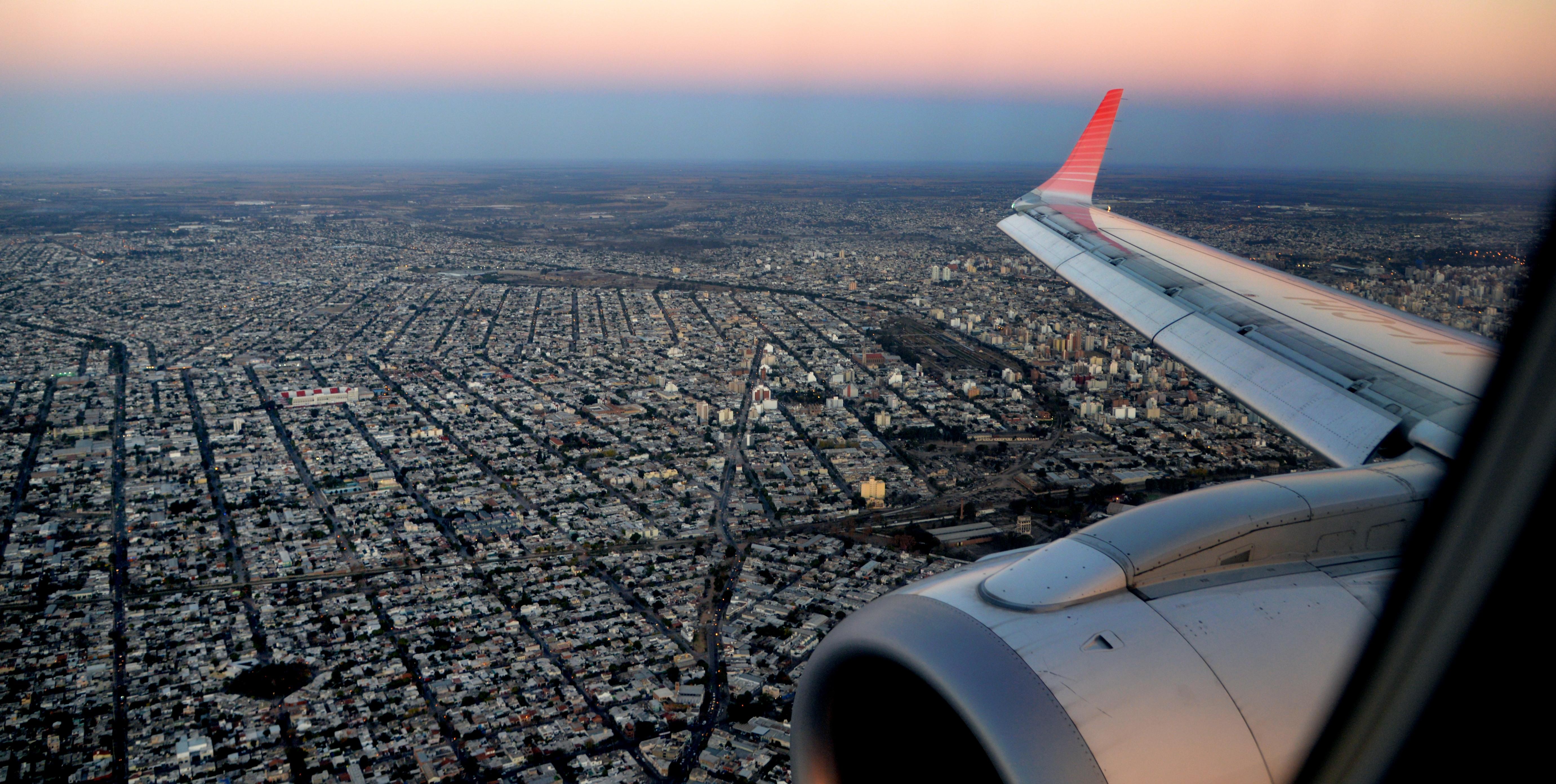 El vuelo 2115