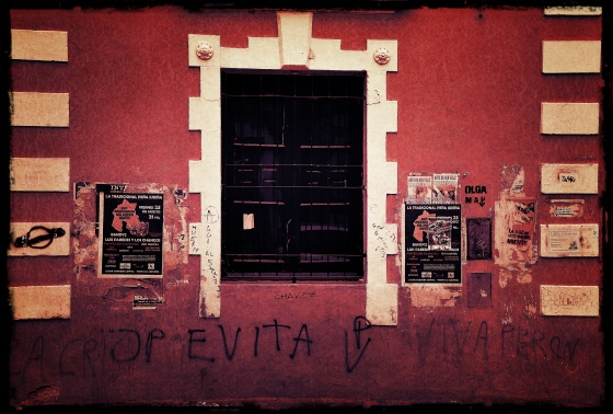 Ventana Paseo de las Artes, Barrio Güemes, Córdoba