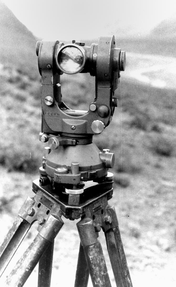 Teodolitos ópticos WILD