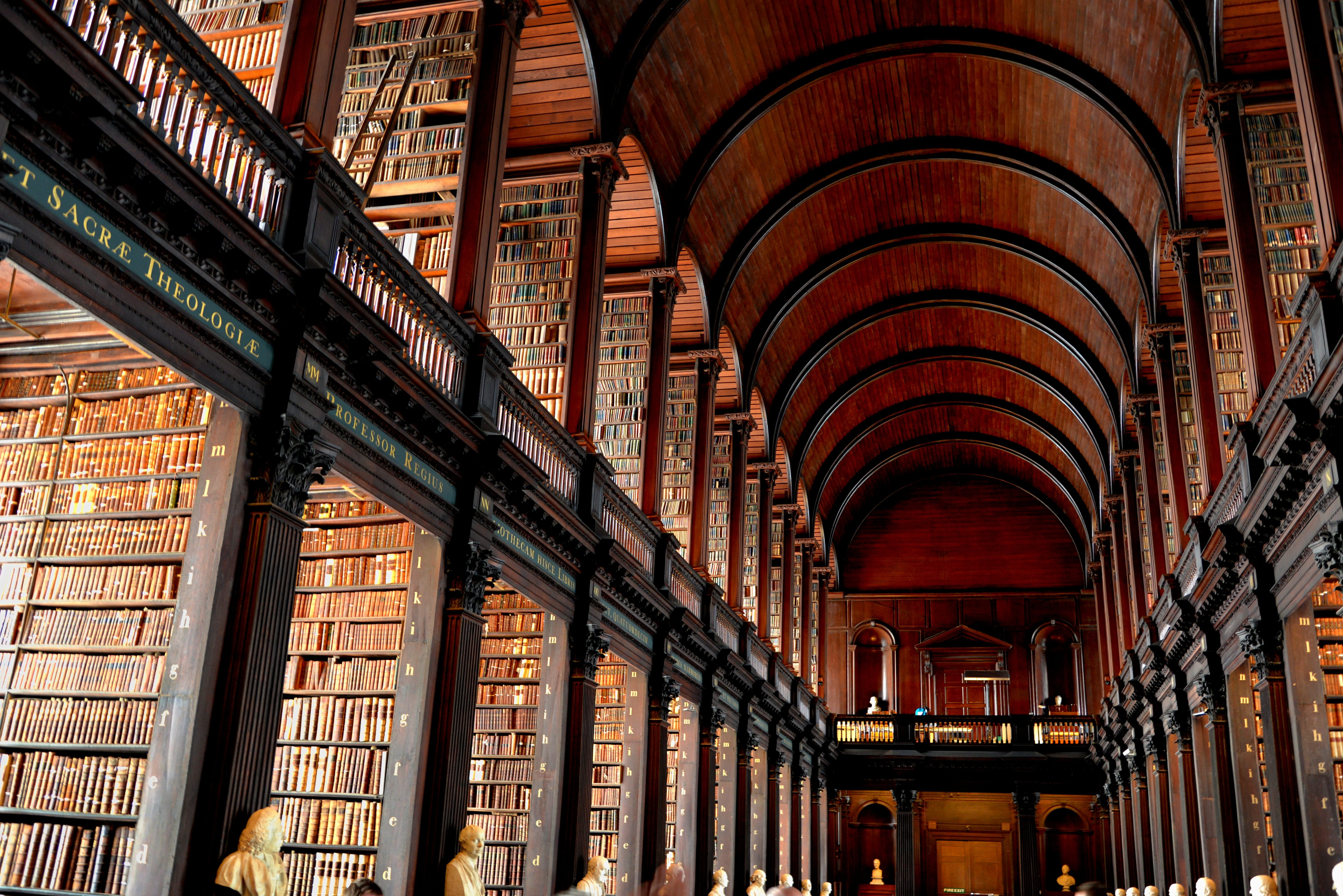 Trinity College, Dublín, Irlanda