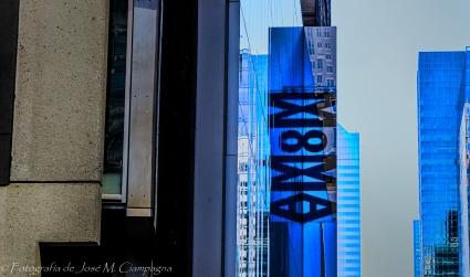 ¡ Aquí está el MoMA !