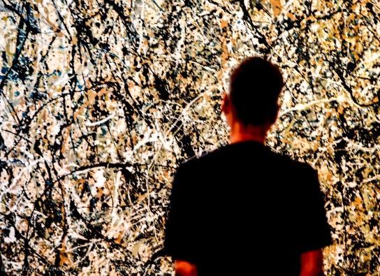 Mirando a Pollock