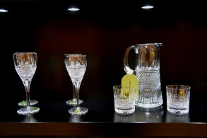 Copas de cristal Waterford