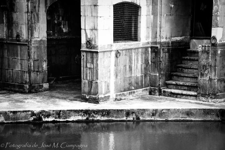 Aguas termales en Bath