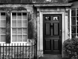 Puerta y ventana en Bath