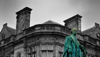 Busto de William Pitt
