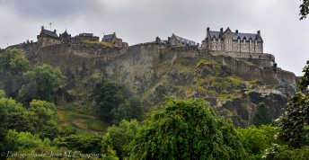 El castillo de Edimburgo 2