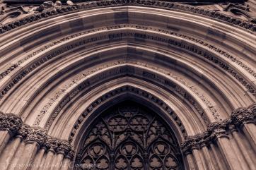 Puerta catedral de York