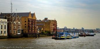 Camino a Greenwich