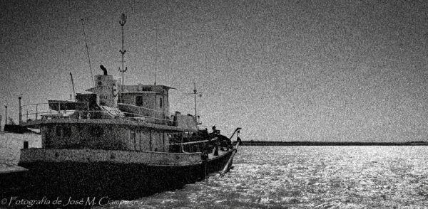 Barco en Villa