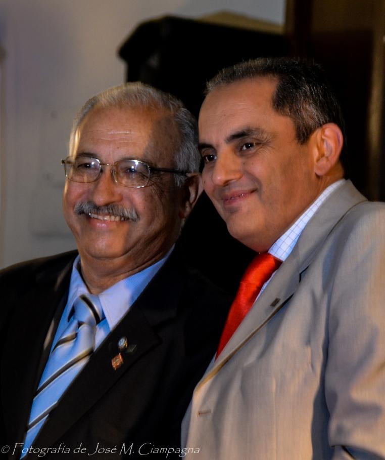 Miguel Díaz Saravia y Sergio Marcelo Sosa
