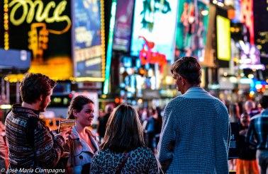 Jóvenes en Broadway