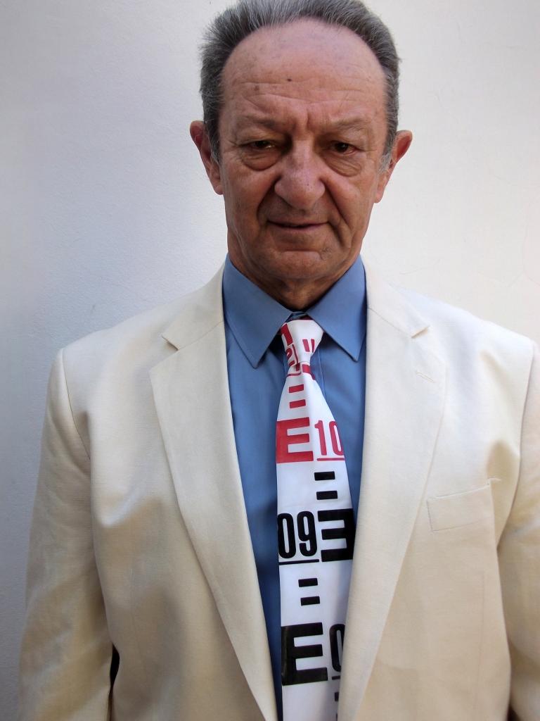 La corbata de Aldo