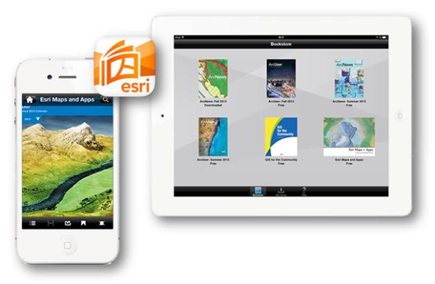 esri-bookstore-app